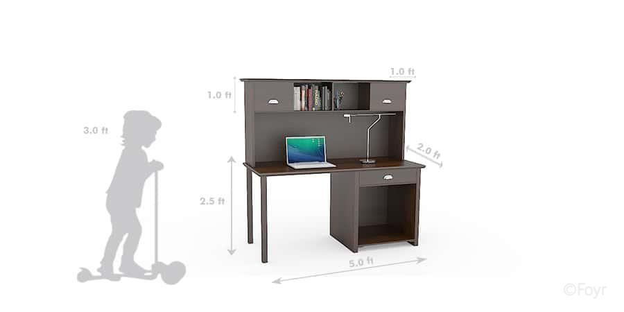 Study Table Shelf Dimension Google Search Sizes