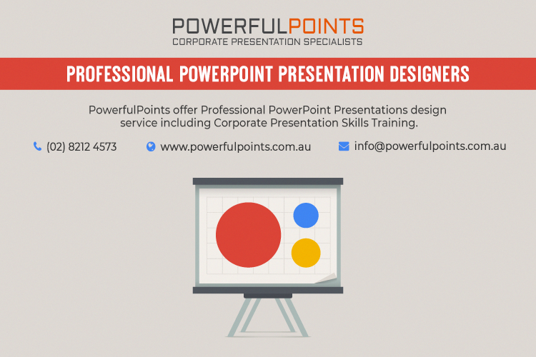 design your professional powerpoint presentations with custom made