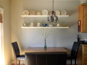 Wall Shelf Ideas For Dining Room  Httplegambienteanzionettuno New Shelves Dining Room Decorating Inspiration