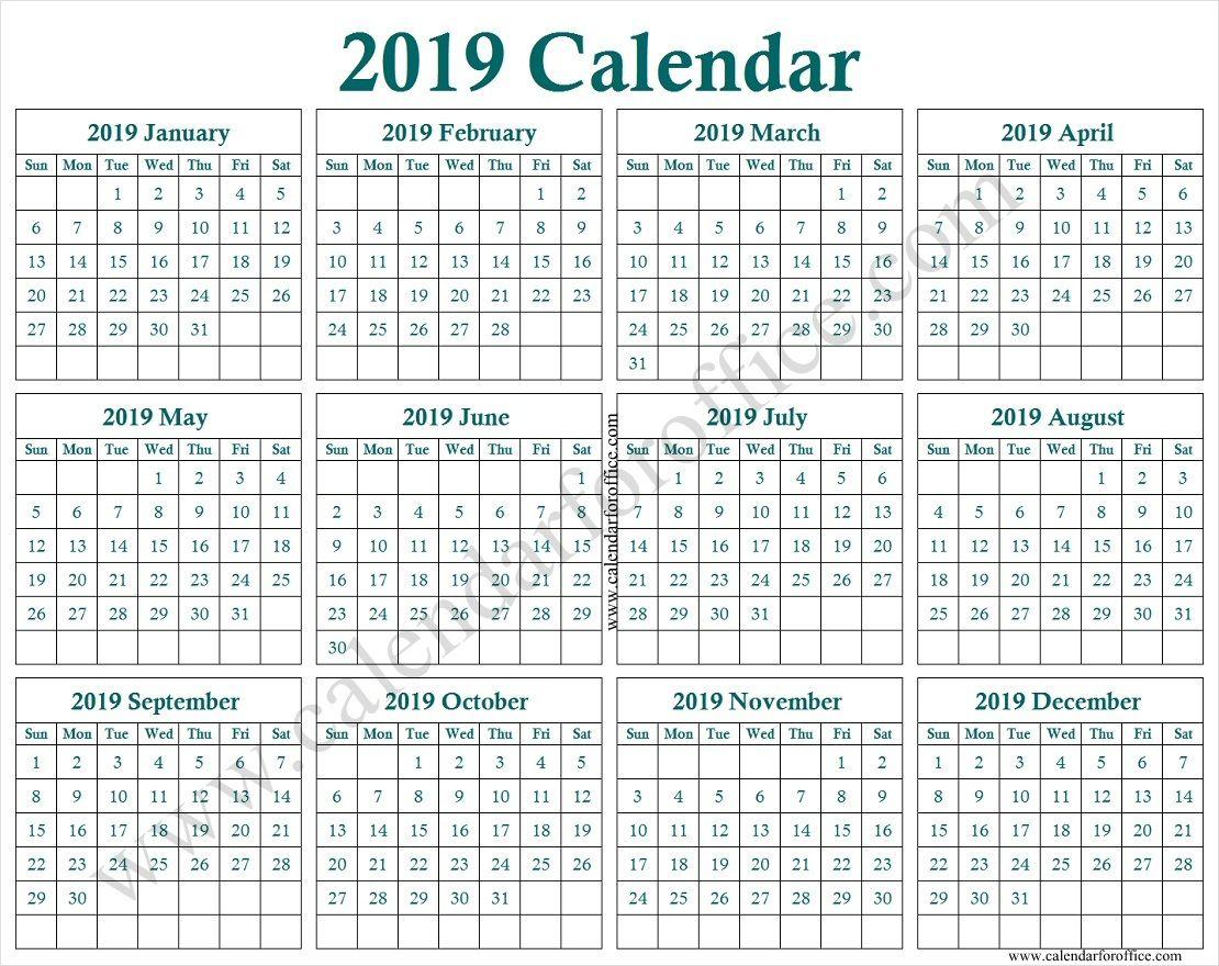 urdu calendar 2019 april