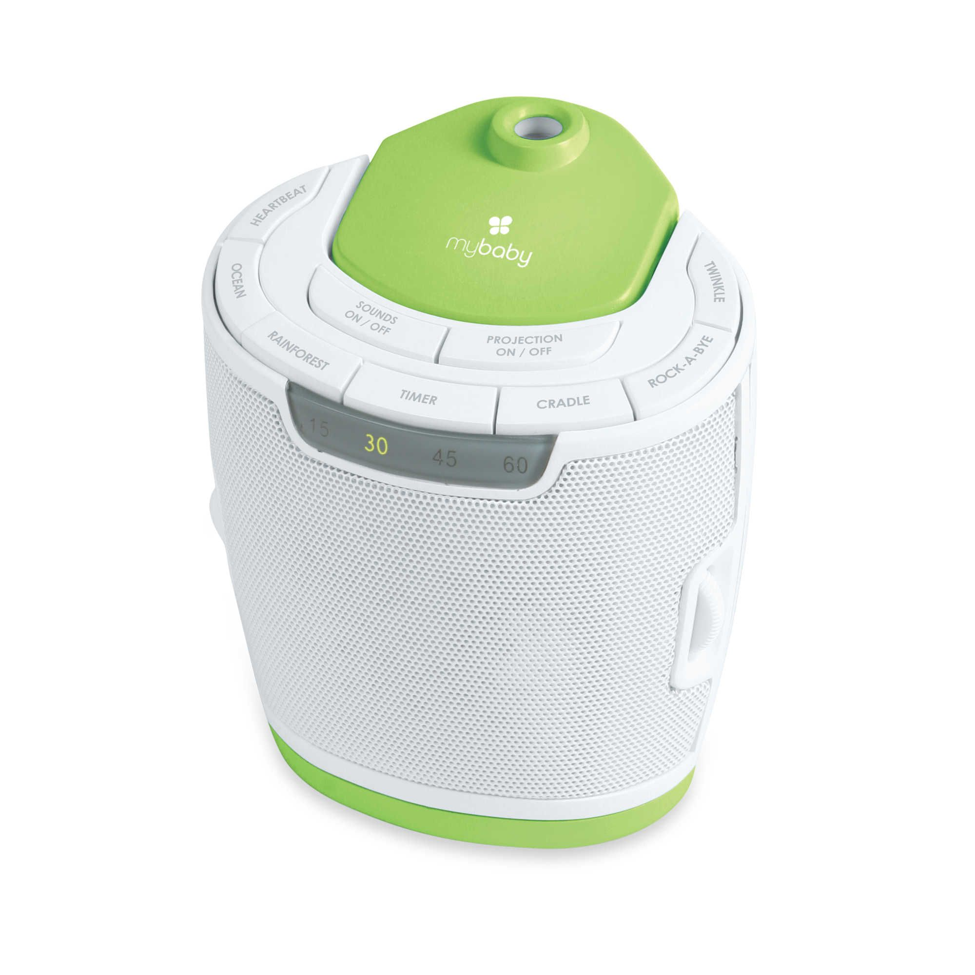 HoMedics® MyBaby Portable SoundSpa in White | New baby ...