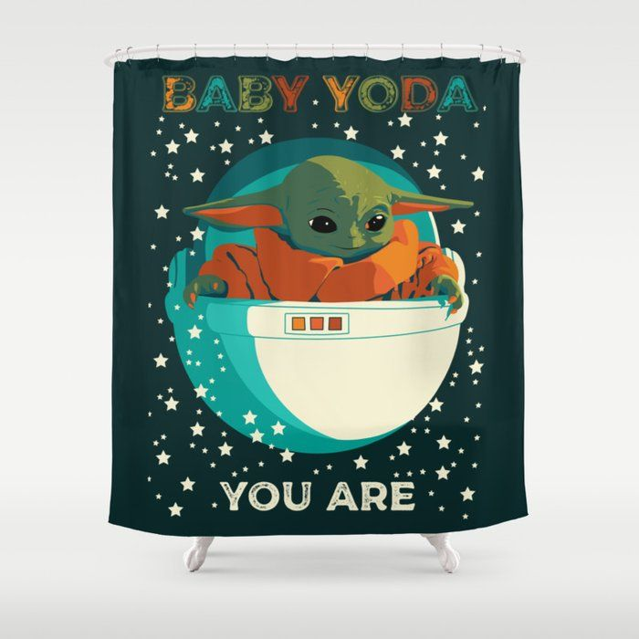 Buy Baby Yoda You Are Shower Curtain By Mimie20 Worldwide