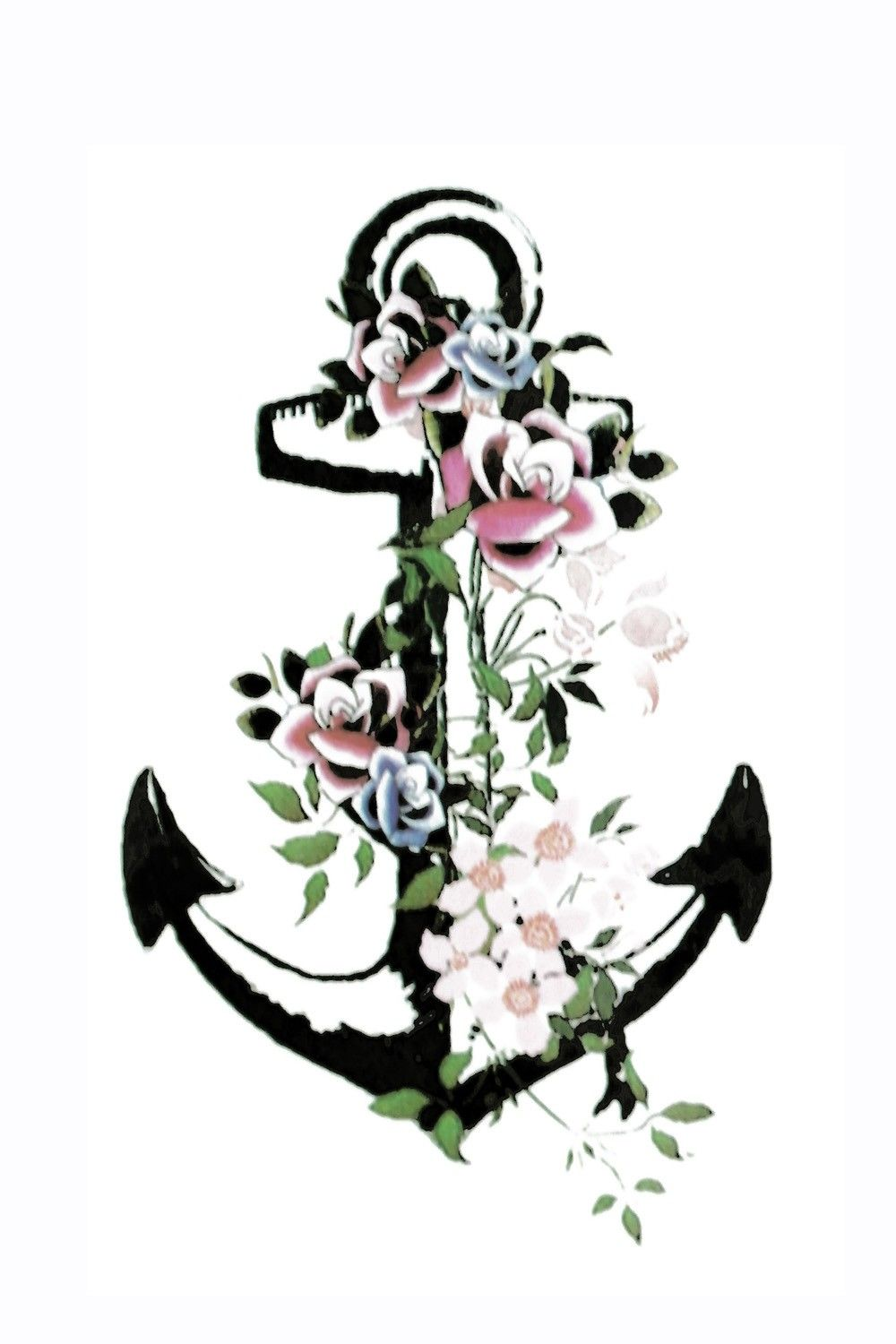 vintage anchor tattoo by inkwear at monroe and me fashion tattoos rh pinterest co uk vintage style anchor tattoo Traditional Anchor Tattoo