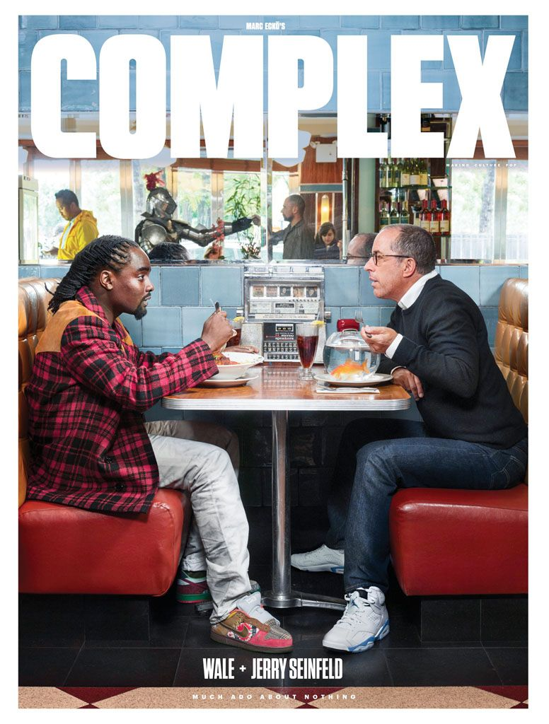 Jerry Seinfeld and Wale Discuss Sneakers | SNEAKERHEADS ...