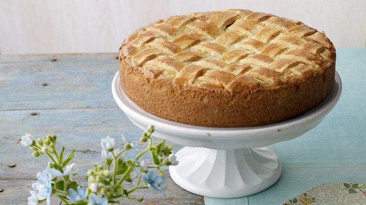 Neapolitan easter pie recipe easter pie angle food