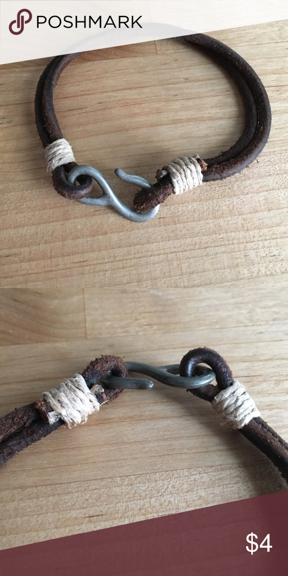 """Bracelet About 3"""" across. Willing to make a custom bundle with jewelry from other posts. Just comment which ones you are looking at and we can negotiate a bundle price for you! Jewelry Bracelets"""