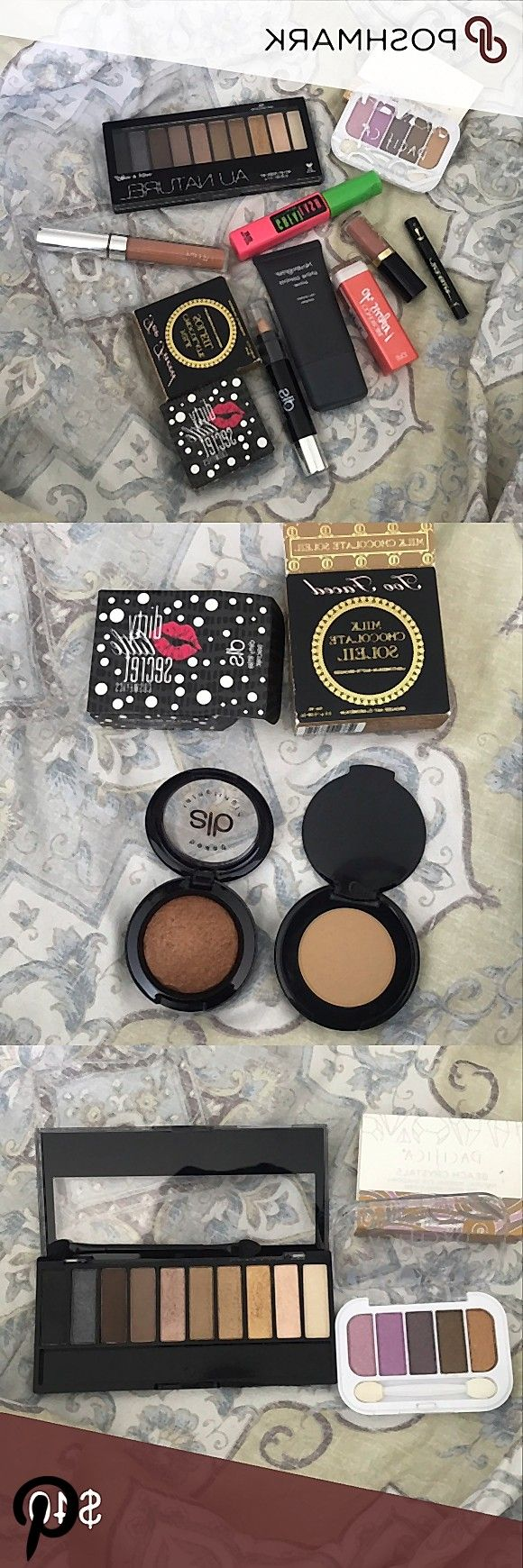 Lot of makeup 11 quality items great brands !!! Mix of