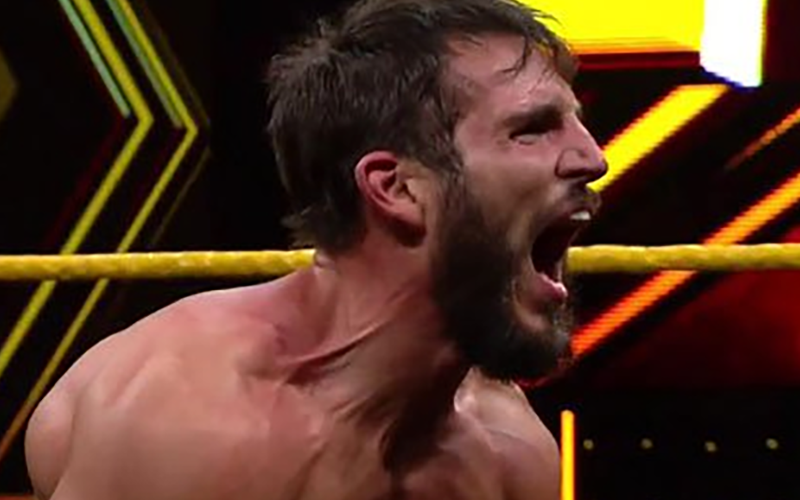 Johnny Gargano Calls Out Hat Company For Ripping Off His Logo Johnny Nxt Takeover Professional Wrestling