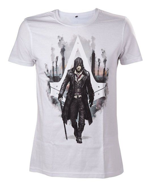 Assassin's Creed Syndicate T-shirt -S- Jacob Frye,