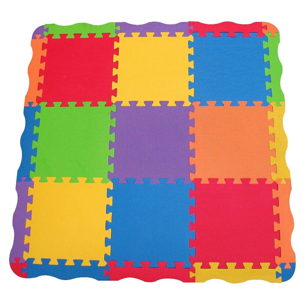 Edushape Edu Tiles Play Mat 25 Piece