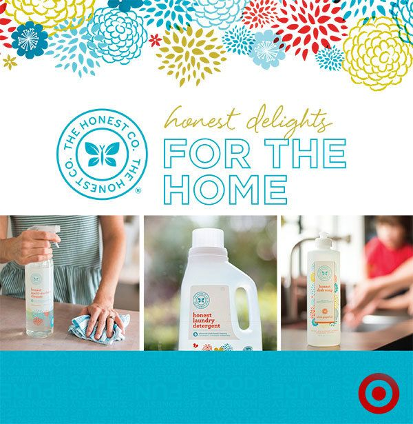 Natural And Effective The Honest Company Multi Surface Cleaner