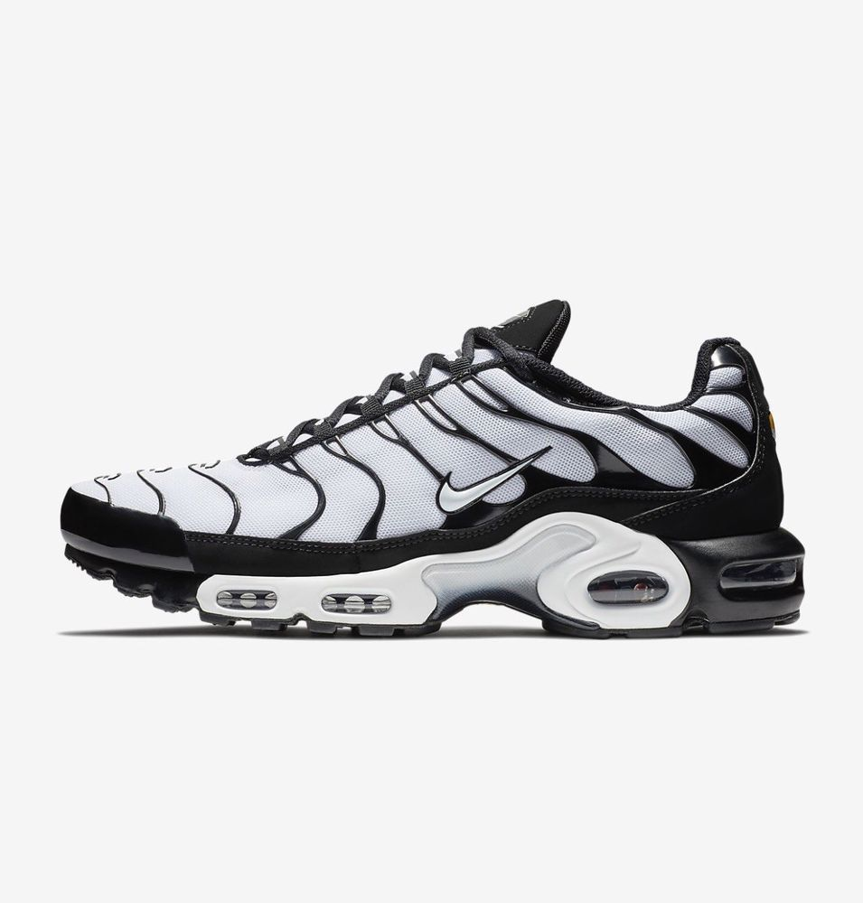 quality design a78cb e7825 Nike Air Max Plus Tn 95 Size 11.5 Black / White #fashion ...