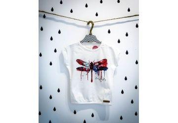 Dziecieca Bluzka Dziewczeca Nativo Odziez Fashion Kids Moda Dziecieca
