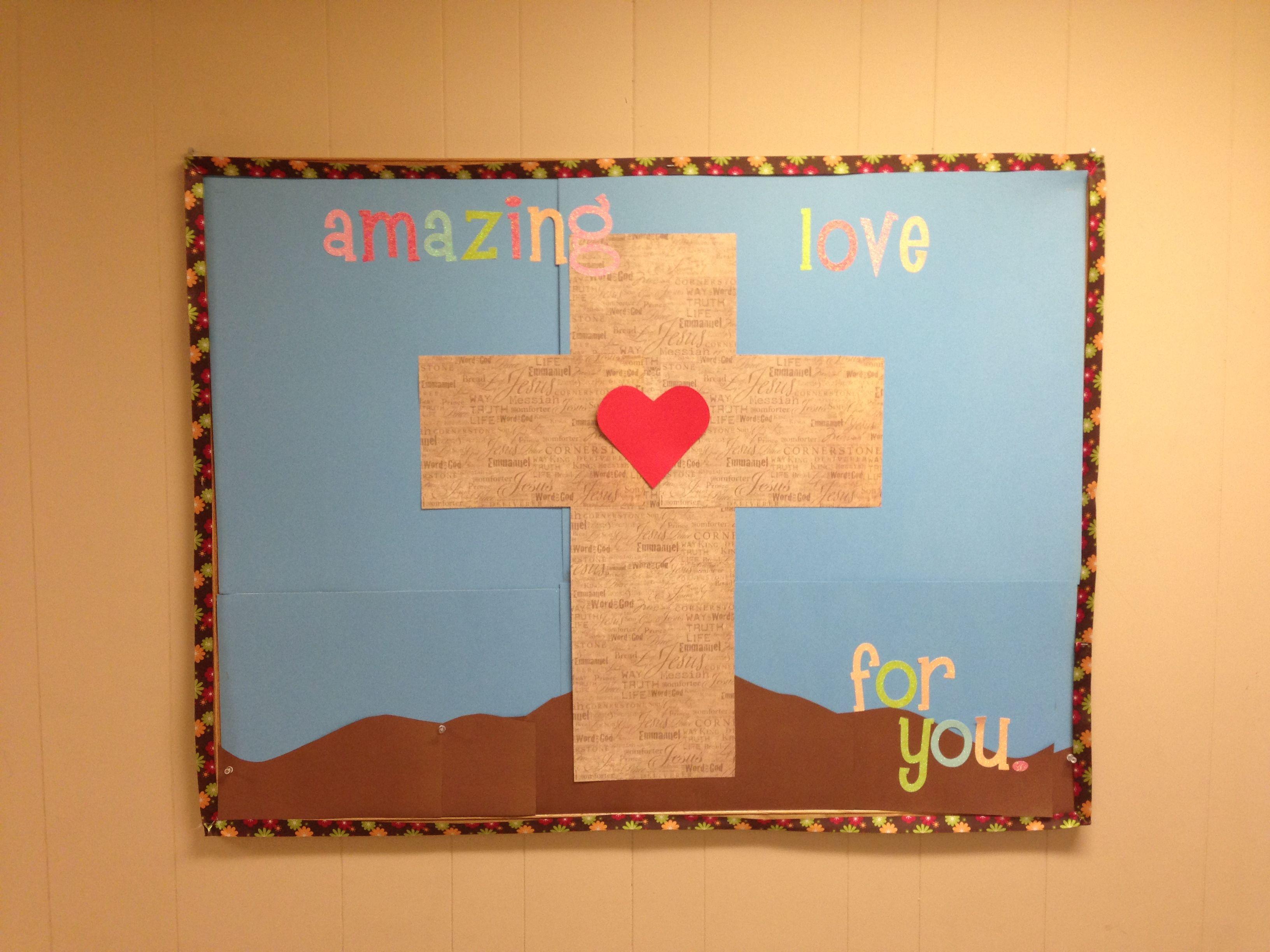 Bulletin Board Lent