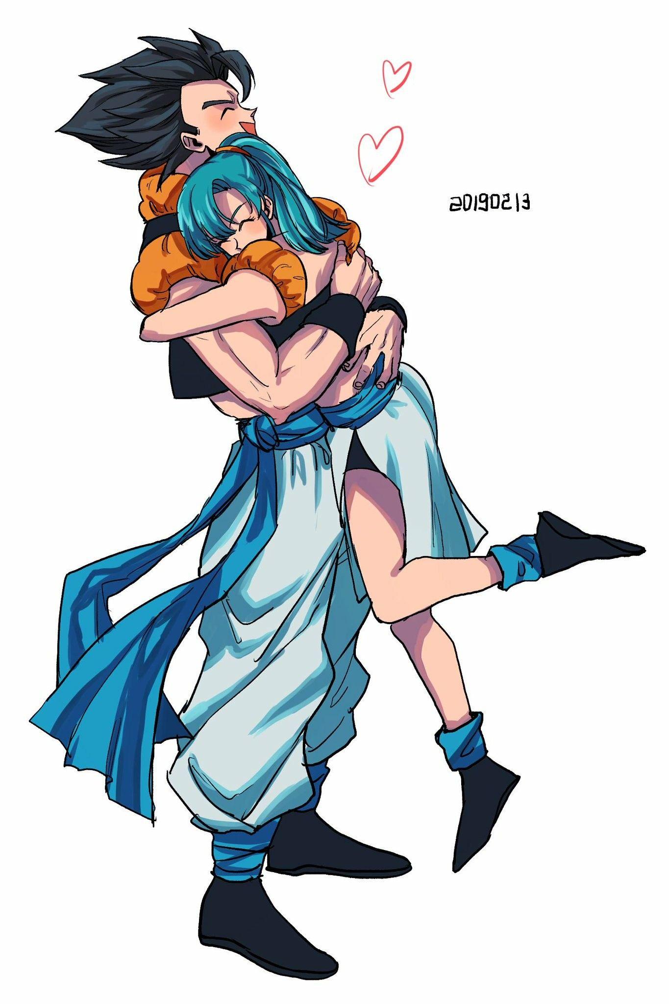 Bulchi Gogeta Anime Dragon Ball Super Dragon Ball Super Manga Anime Dragon Ball