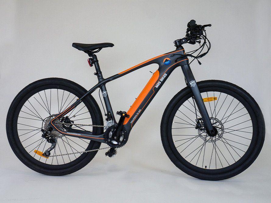 All Go | 650 Watt Carbon Fiber Electric Bike | Electrical Bike ...