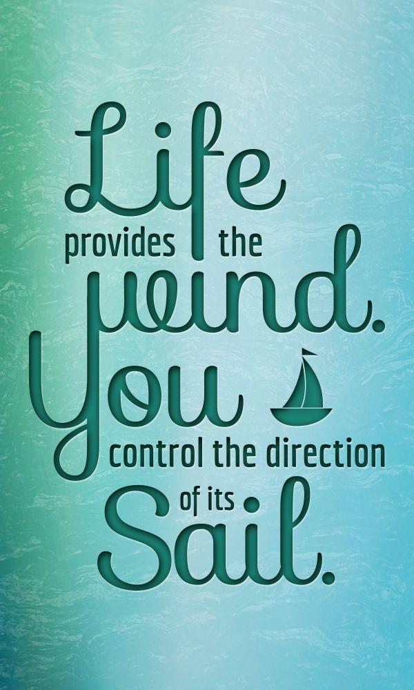Sailing Boats Quotes Image Quotes At Hippoquotes Com Boating Quotes Sailing Quotes Sailboat Quote