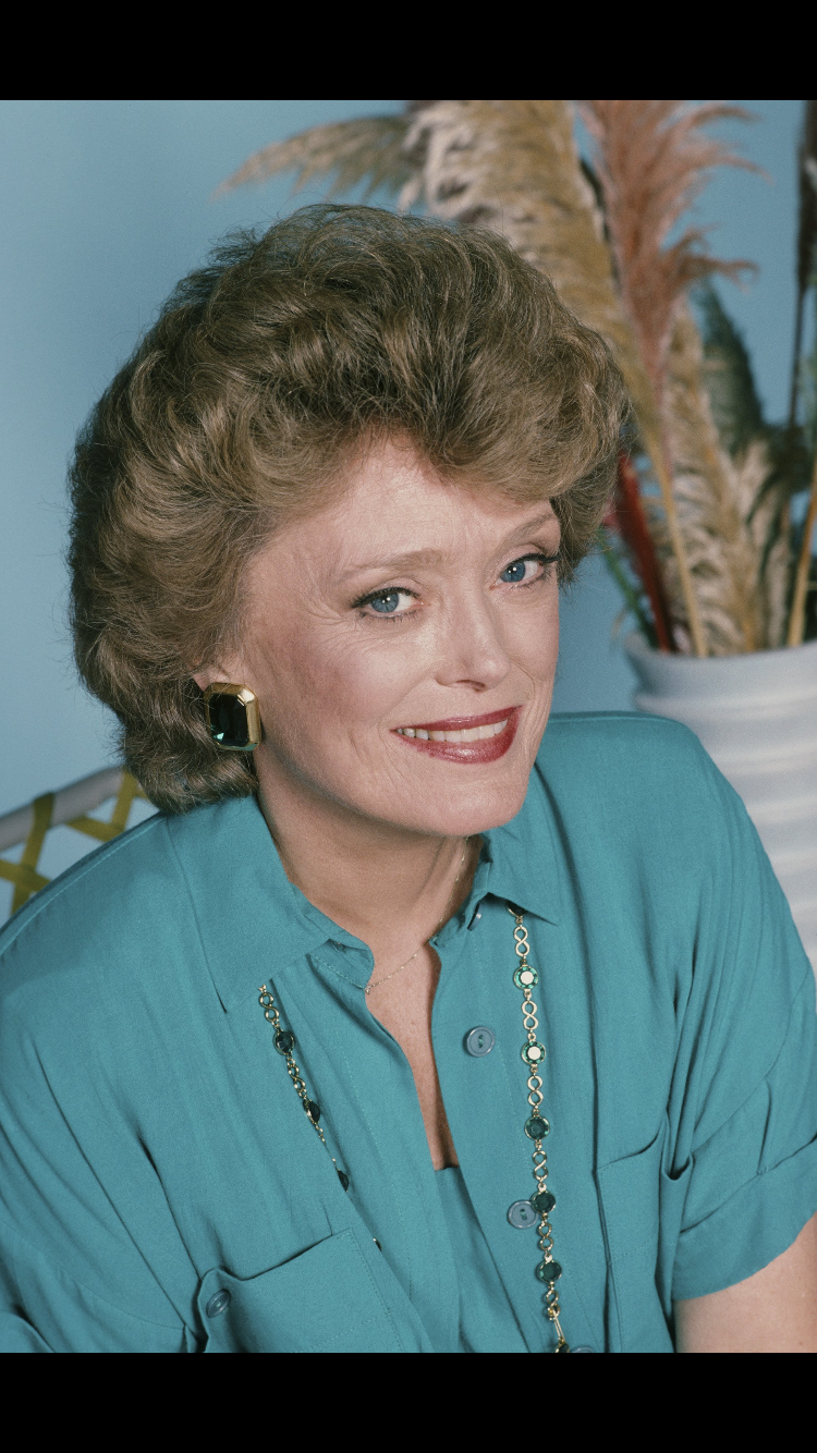 pin by blair dailey lane on rue mcclanahan | golden girls