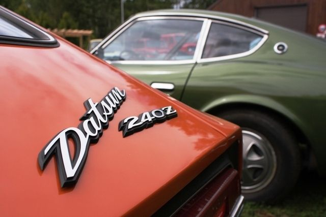 Datsun 240z..280's are better...maybe because I had one.