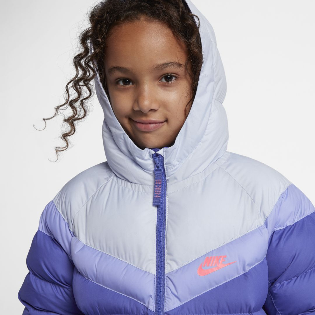 Sportswear Big Kids' Synthetic Fill Jacket   Nike sportswear