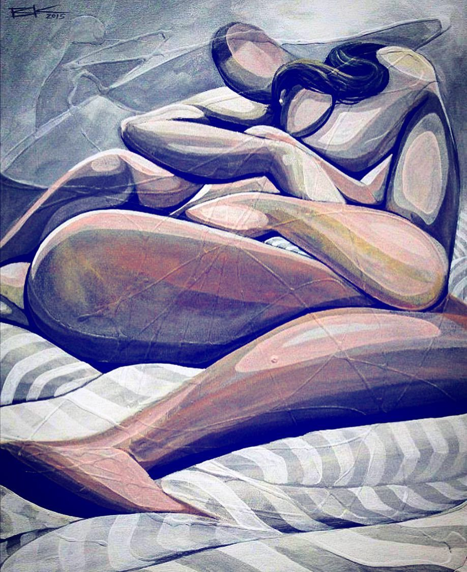 Welcome home in her Giant's arms she melted into him like butter on pancakes.  All he wanted was for her to relax and recharge and pamper her like the Queen of the Universe  I love you  #art #lovestory #romance #love #lovers #loversandfriends #bestfriends #twinflames #soulmates #powercouple #relationshipgoals #poetry #lightworker #yoga #travel #wanderlust #remember #interdimensional Artwork by @bktheartist by interdimensionallovers
