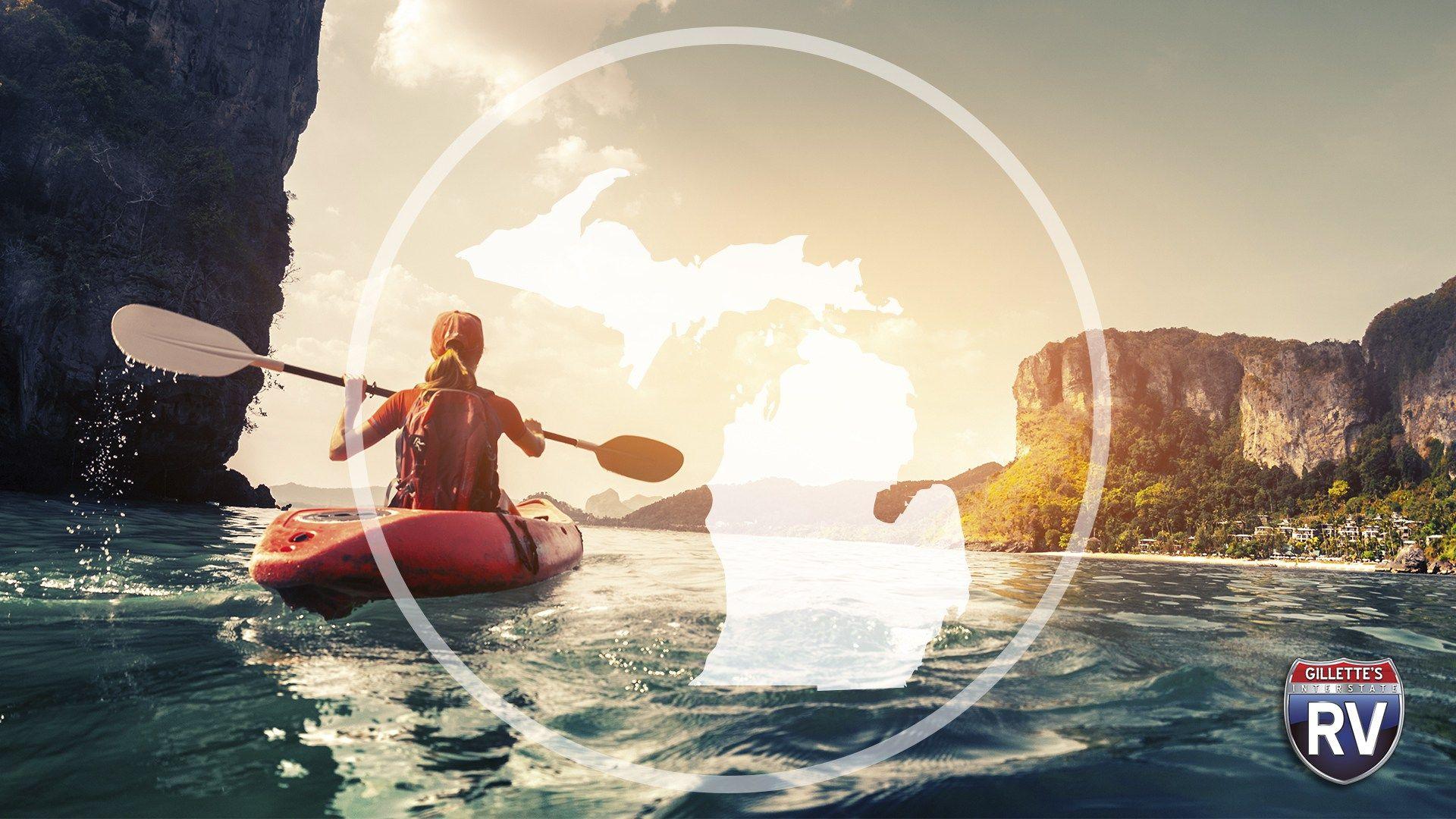 Great Kayaking Trips To Take In Michigan
