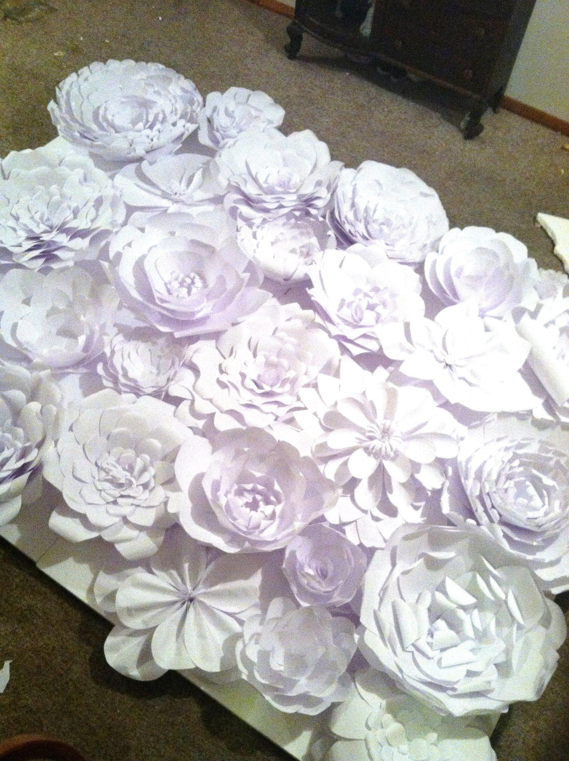Diy flower wall hmm pinterest flower wall flower and diy flower wall dhlflorist Images