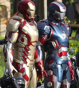 Helmet iron man