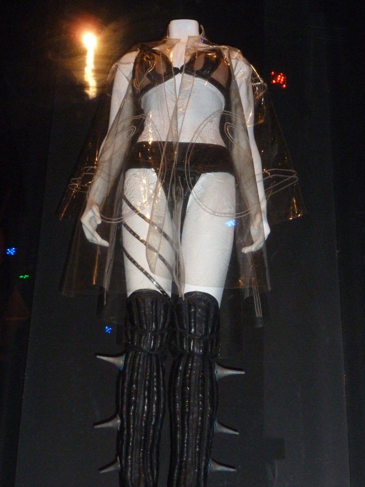 zhora blade runner costume