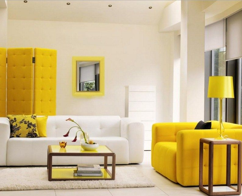 Beautiful Yellow Living Room Furniture Listed In Painting Colors Design Ideas Case As Well Pink