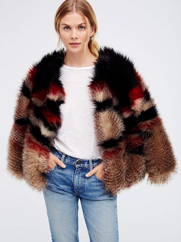 Scarlet Faux Fur Jacket from Free People!