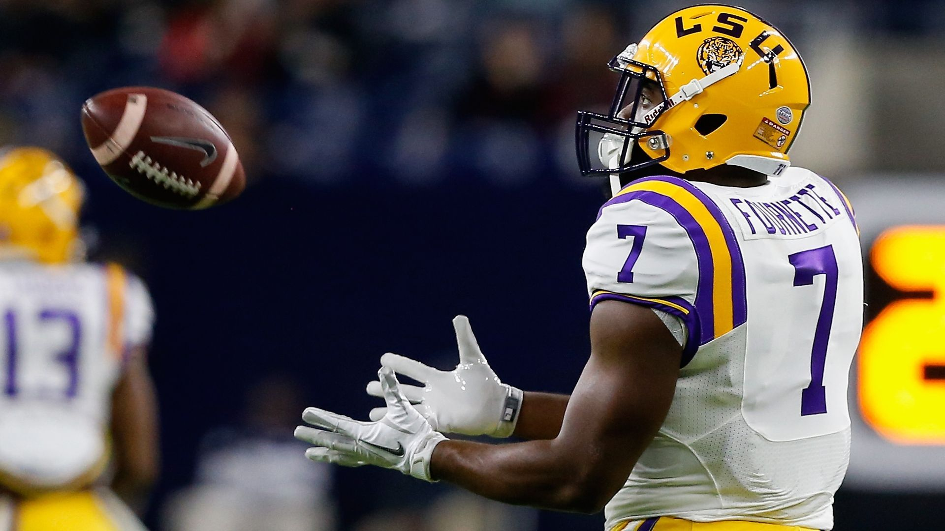 Fournette The Great Backs Have Patience Lsu Tigers Football Lsu Marcus Spears