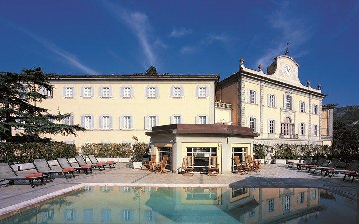 Bagni Di Pisa Palace Spa Sangiulianodeterme Italy Luxury