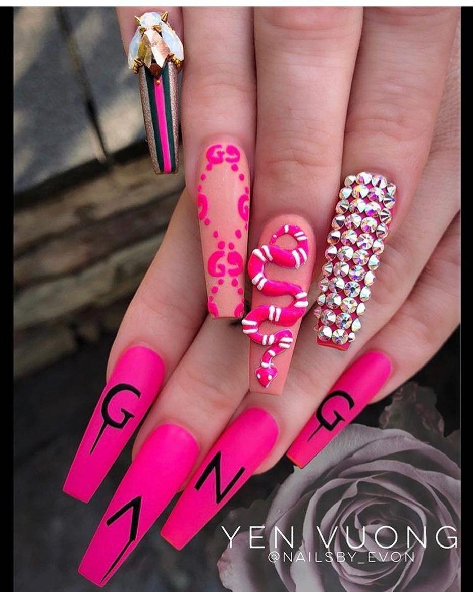 Nail technician nailsby_evon hairnbeautydirectory