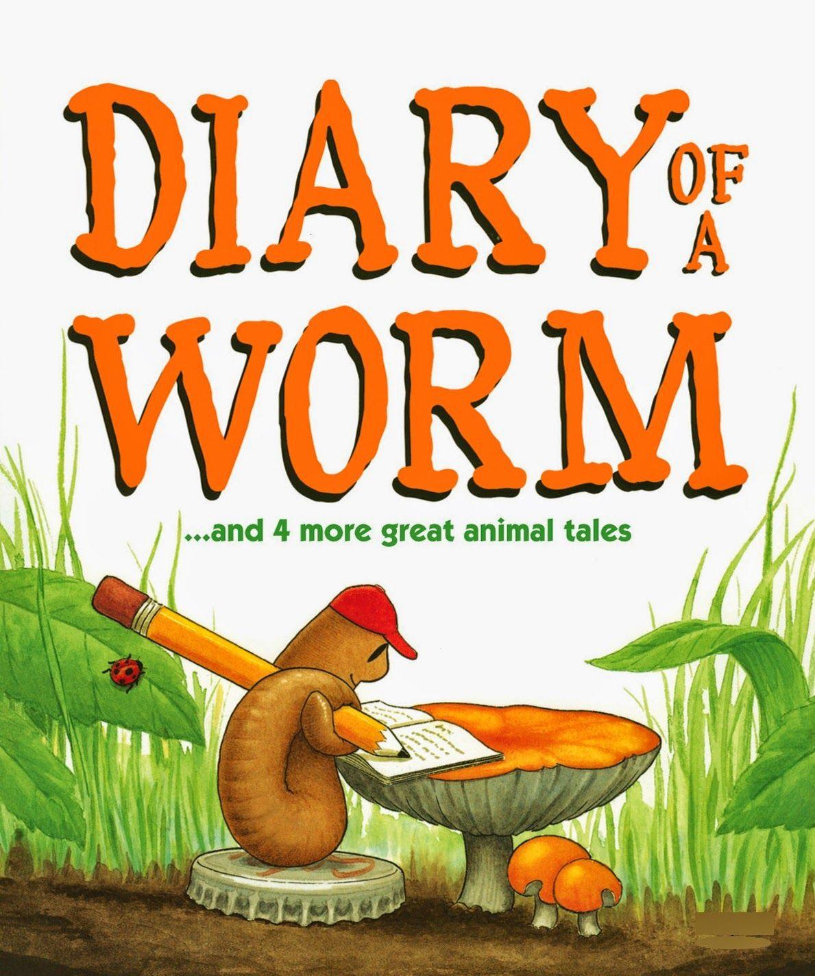 Diary Of A Worm Plus Freebie