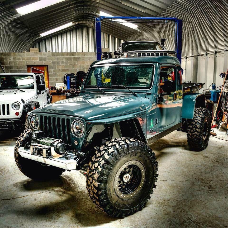 Badass Jeep brute, Jeep truck, Badass jeep
