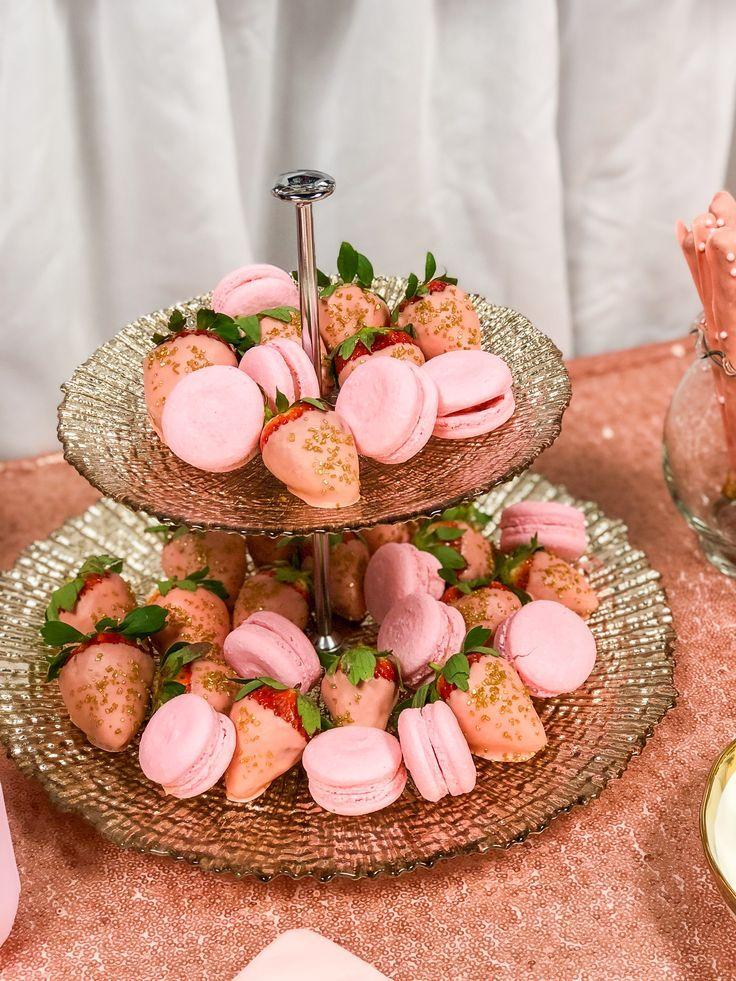 So planen Sie die perfekte Sweet 16-Party. Rosa und Goldbonbon 16 Partyideen. Dessert ... - #16Party #Dessert #Die #Goldbonbon #PartyIdeen #Perfekte #PLANEN #Rosa #Sie #Sweet #und #sweet16birthdayparty