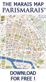 le marais map free map of paris marais parismarais