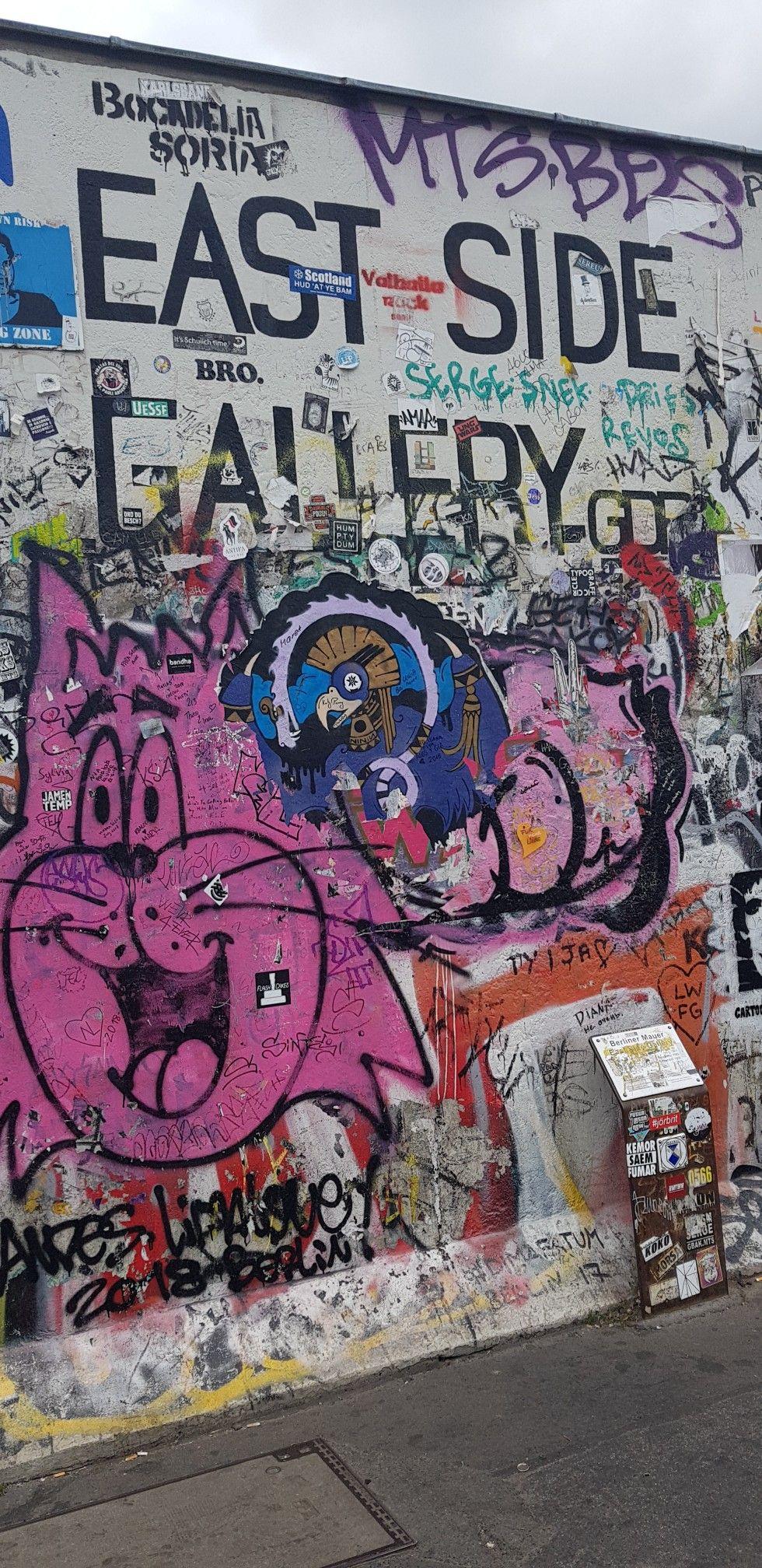 East Side Gallery Berlin Wall Berlin