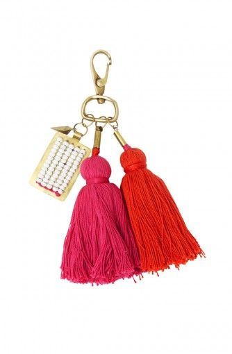 Sass and Bide keyring.