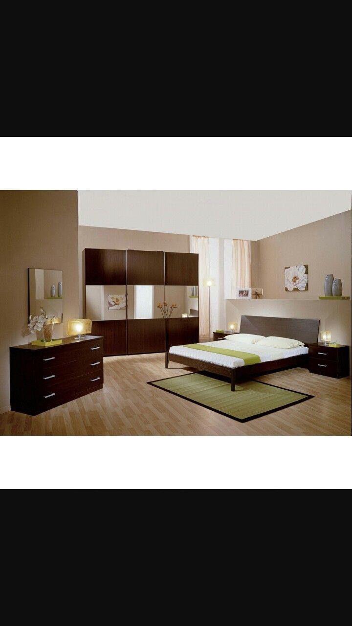 Wenge room | Camera da letto, Arredamento e Colori pareti