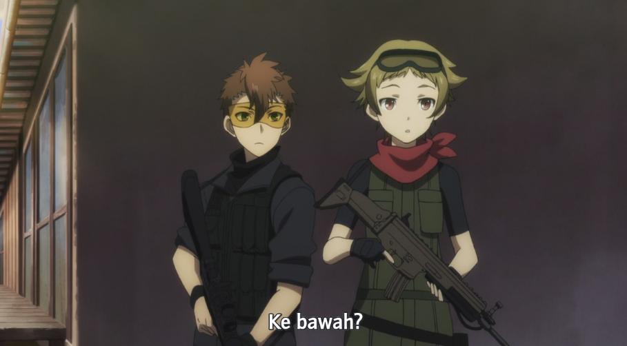Mayoiga Episode 4 subtitle Indonesia, mayoiga anime1080p