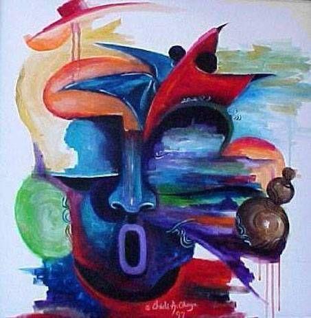 abstract art posters dream singer art prints chidi okoye