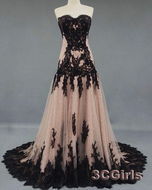 Prom dress gorgeous champagne chiffon strapless sweetheart