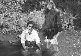 """""""The Miracle Worker"""" 1962.  Starring Patty Duke and Anne Bancroft."""