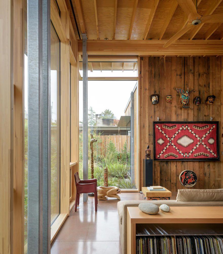 Gallery Of City Cabin Olson Kundig 8 Idees Pour La Maison Maison Design