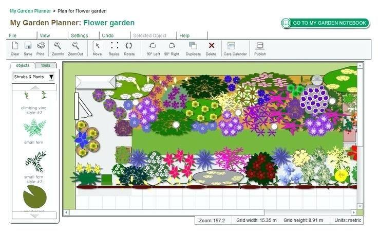 garden planning tool Gardening Botanical Pinterest Garden