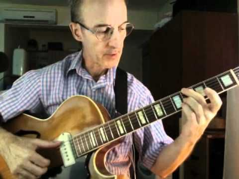 """How To Play """"My One And Only Love"""" (Solo Guitar)"""