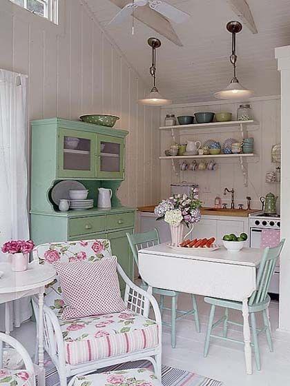 Appartamento Shabby Chic su Pinterest  Scala Moderna, Camere Shabby ...
