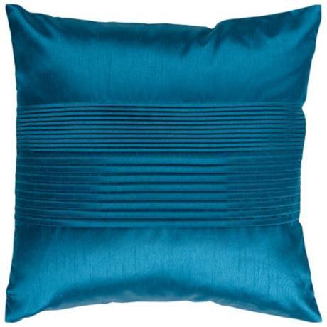 Декоративные подушки бирюзового цвета